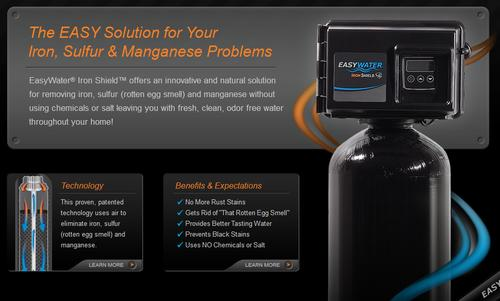 EasyWater Water Softeners