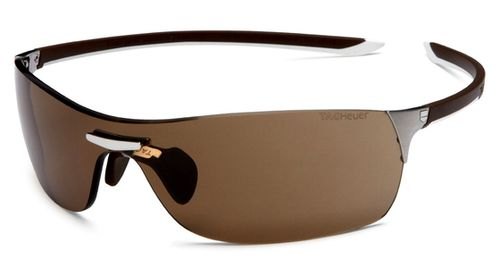 Tag Heuer Sport Wraparound Sunglasses